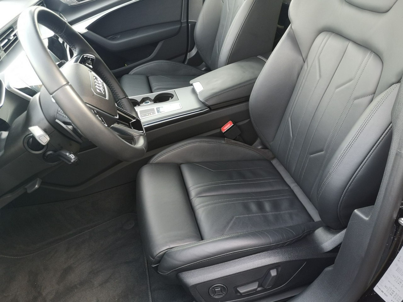 Audi A7 Coupe full